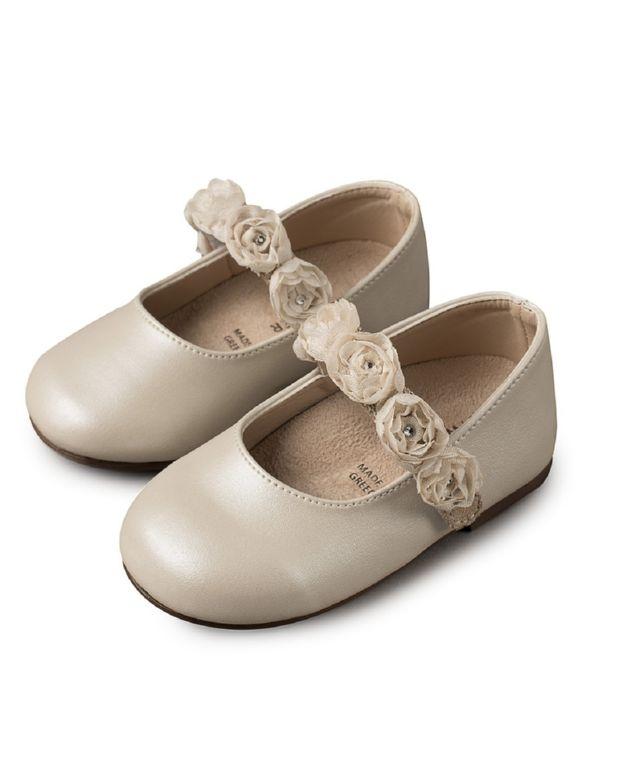 Παπούτσια Βάπτισης Babywalker BS.3523