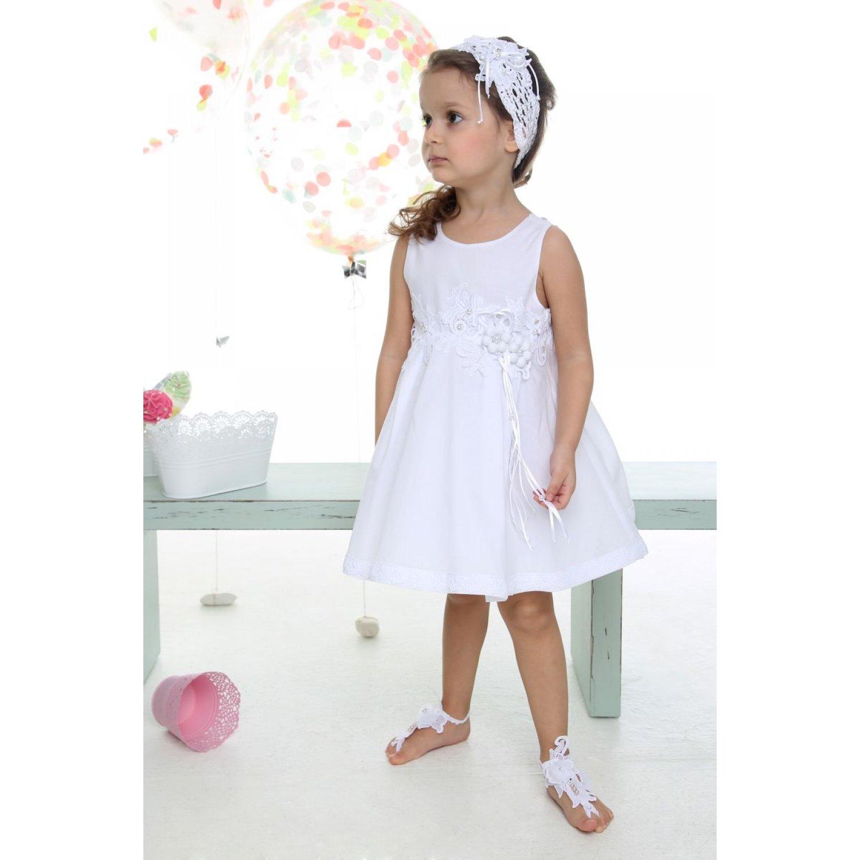 Βαπτιστικό Φόρεμα MiChiamo K-4013