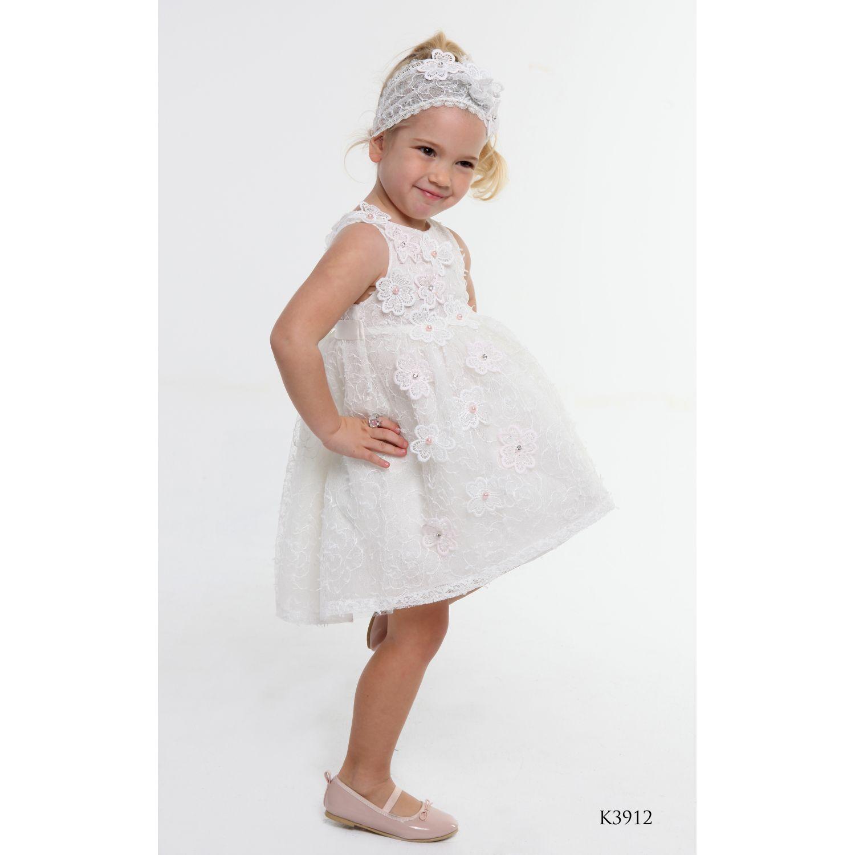Mi Chiamo Φόρεμα Βάπτισης K3912