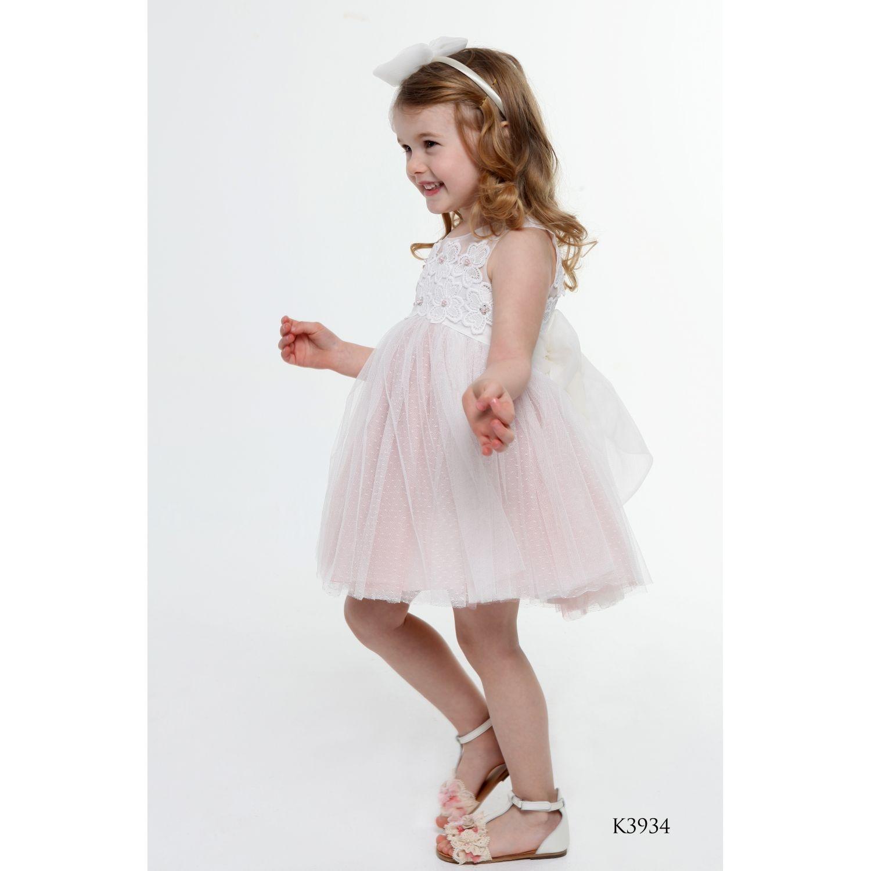 Mi Chiamo Φόρεμα Βάπτισης K3934