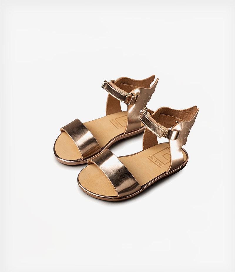 Βαπτιστικά παπούτσια πέδιλο BabywalkerGR.0024